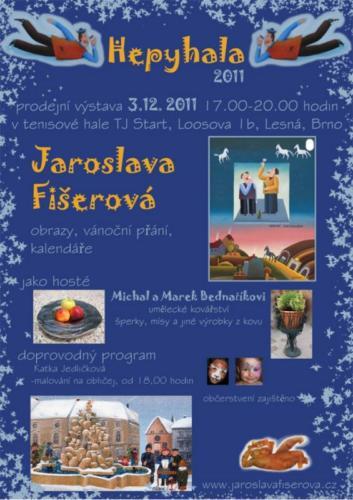 hepyhala-vystava-jaroslava-fiserova-michal-marek-bednarik