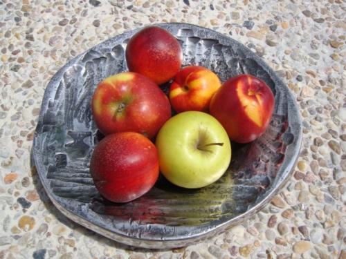 miska-na-dekoraci-ovoce-darek-pro-zeny-kulateho-tvaru