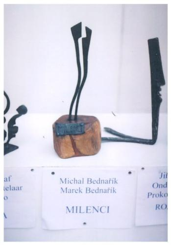 kovana-plastika-milenci-hefaiston-2001