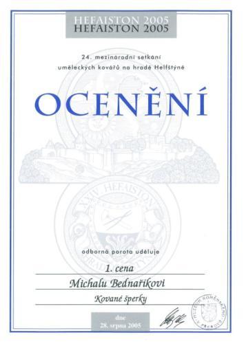 oceneni-kovane-sperky-1cena-hefaiston-2005